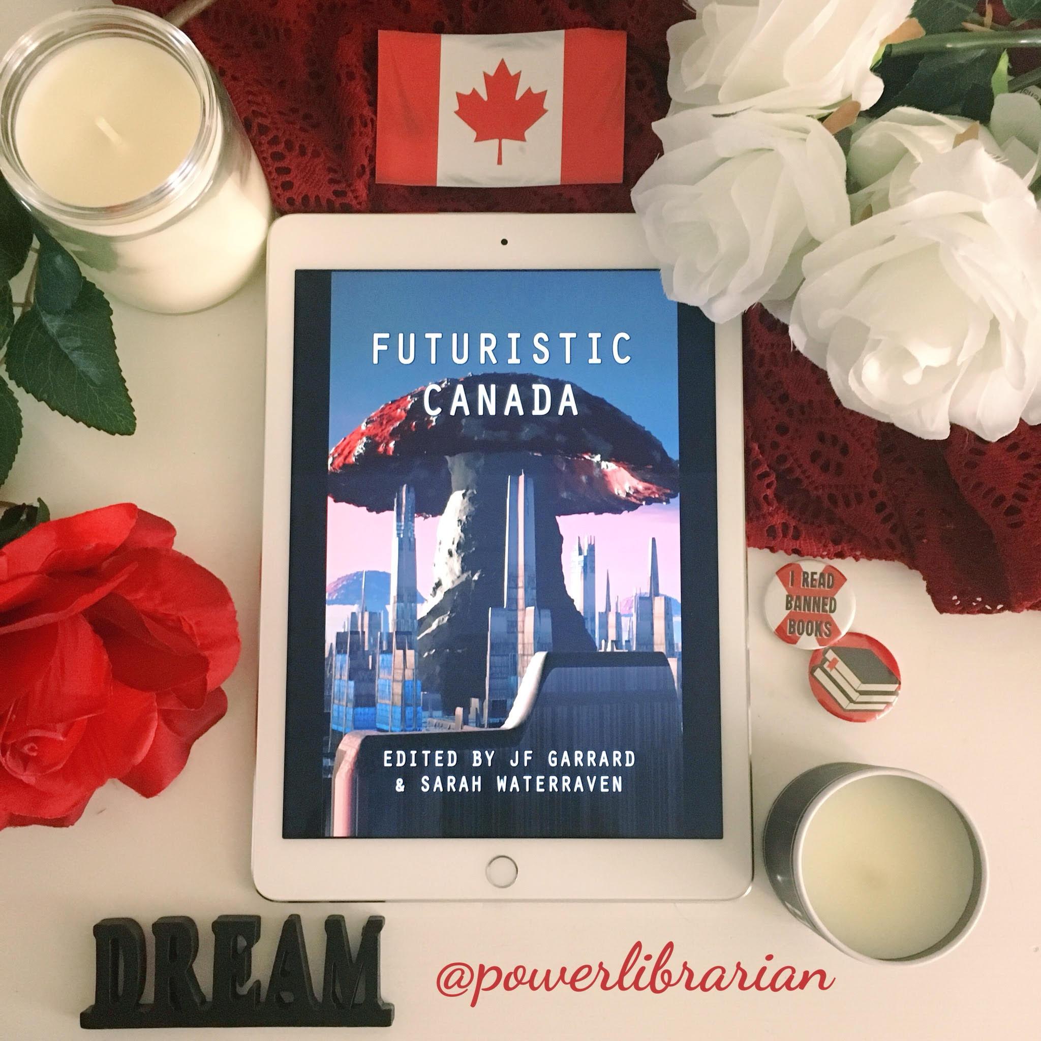 Futuristic Canada Anthology released