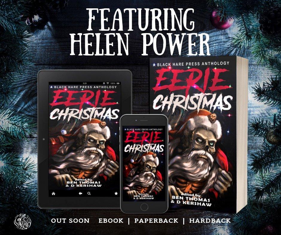 Eerie Christmas, Featuring Helen Power