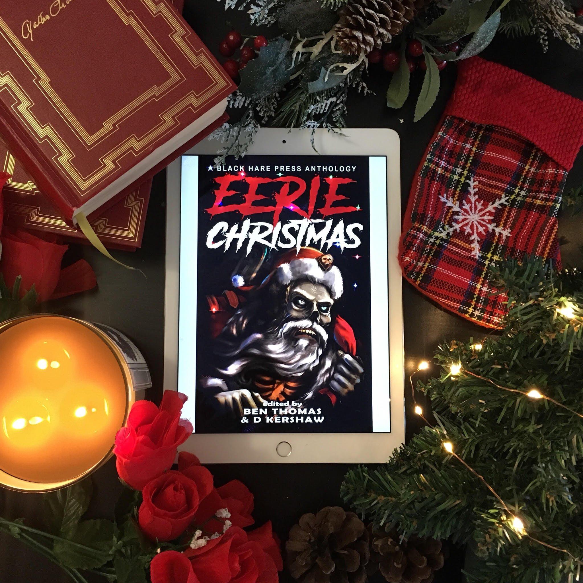 Eerie Christmas on sale now!