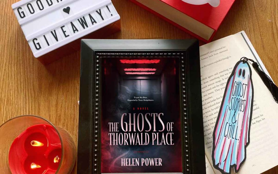 Goodreads Giveaway: The Ghosts of Thorwald Place