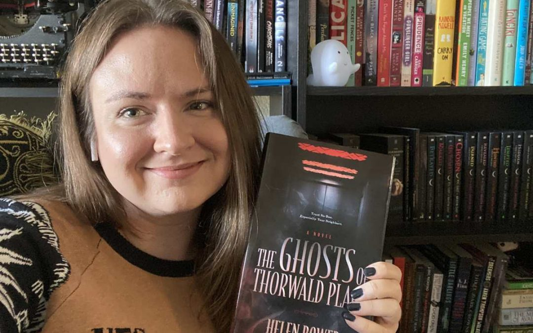 The Ghosts of Thorwald Place releases TODAY!