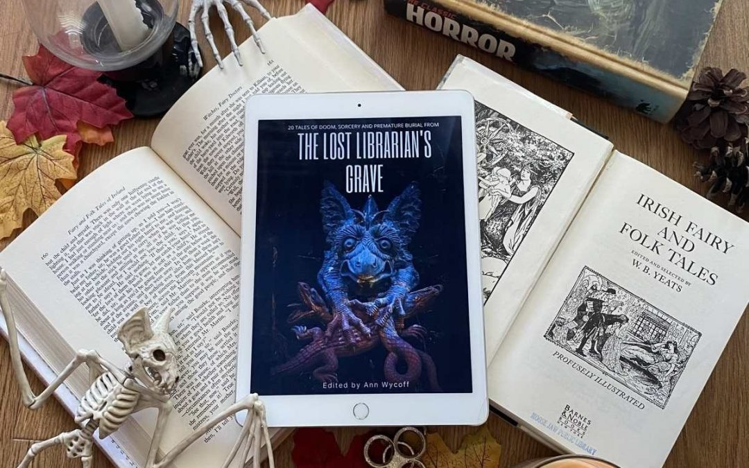 The Lost Librarian's Grave anthology now available as an ebook!